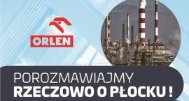 PKN Orlen chce rozmawiać o Płocku z płocczanami