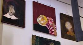 Wystawa Ryszarda Koska w wieży ciśnień