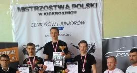 Mistrzostwa Polski Juniorów i Seniorów w Kickboxingu Kick-Light w Kartuzach