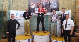 Srebro  i  brąz  Mistrzostw Polski Seniorów w kickboxingu