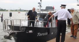 Tereza - nowa jednostka pływająca na Wisle