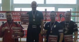 Piotr Maślanka po raz czwarty Mistrzem Polski SM w Kickboxingu