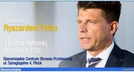 Szef .Nowoczesnej Ryszard Petru będzie w Płocku