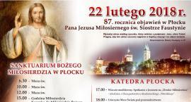 Zapal Światło Miłosierdzia - 87 rocznicy objawień w Płocku Jezusa Miłosiernego