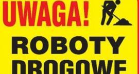 Roboty drogowe 13 lutego w płockim powiecie