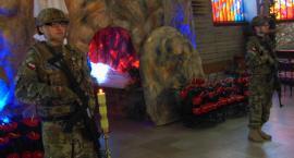 Wielka sobota - straż przy grobie Jezusa