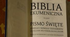 Biblia ekumeniczna - refleksja