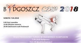 Kamil Fin z medalem na Bydgoszcz Cup 2018 rangi Puchar Polski