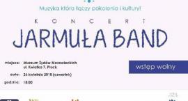 Zespół Jarmuła Band zagra w Płocku
