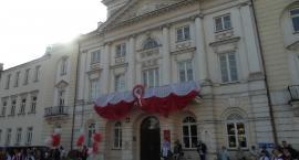 Dzień Flagi - uroczystość w Płocku