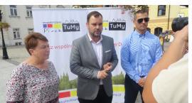 Z .Nowoczesnej do stowarzyszenia Płock TuMy