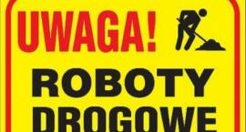 Roboty drogowe 10 lipca w płockim powiecie