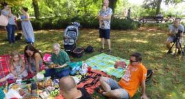 Śniadanie na trawie jak z obrazu Claude`a Manet`a