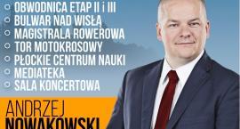 Andrzej Nowakowski ma plan