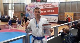 """Srebrny medal zawodnika klubu LKS""""Puncher""""Płock"""
