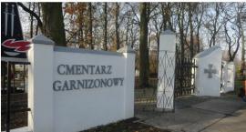 Cmentarz garnizowany w Płocku w 100. rocznicę odzyskania niepodległości