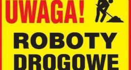 Roboty drogowe 19 listopada w płockim powiecie