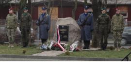 Obelisk dla płockich policjantów