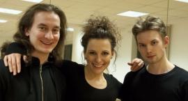Aktorzy z Olsztyna w płockim teatrze