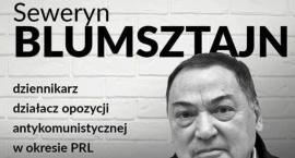 Seweryn Blumsztajn w Płocku