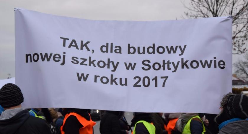 Rada Gminy, Pieniądze szkołę Sołtykowie Radni odrzucili koncepcję budowy nowej placówki - zdjęcie, fotografia