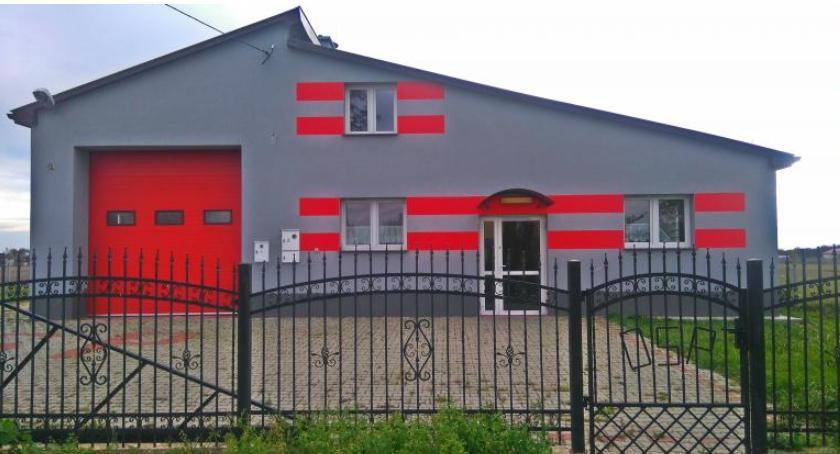 Inwestycje, Remizo świetlice Makowie Modrzejowicach wyremontowane [FOTO] - zdjęcie, fotografia