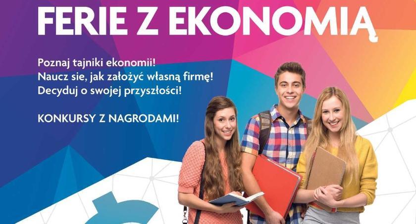 Edukacja, Ferie ekonomią szkole Makowcu - zdjęcie, fotografia