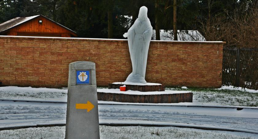 Aktualności, Droga Jakuba przebiega przez Skaryszew - zdjęcie, fotografia