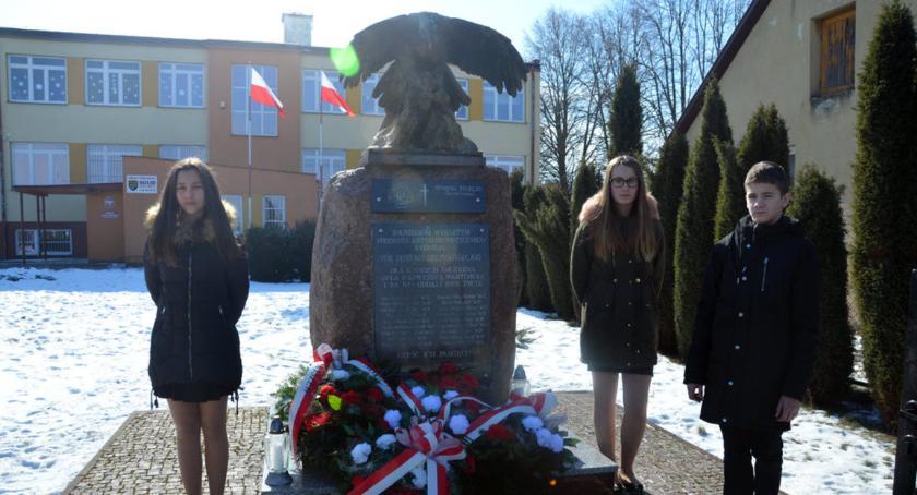 Aktualności, gminie Skaryszew pamiętano Żołnierzach Wyklętych - zdjęcie, fotografia