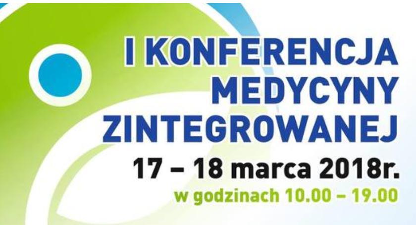 Aktualności, Konferencja medycyny zintegrowanej - zdjęcie, fotografia