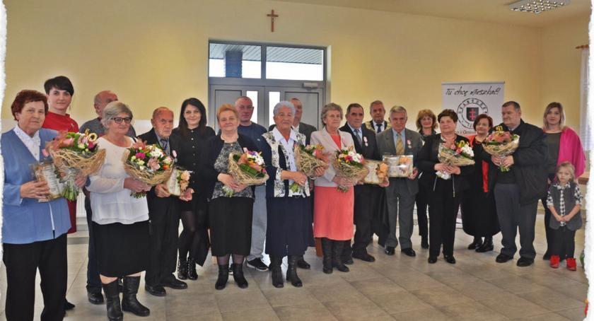 Aktualności, Złote małżeństw Skaryszewa - zdjęcie, fotografia