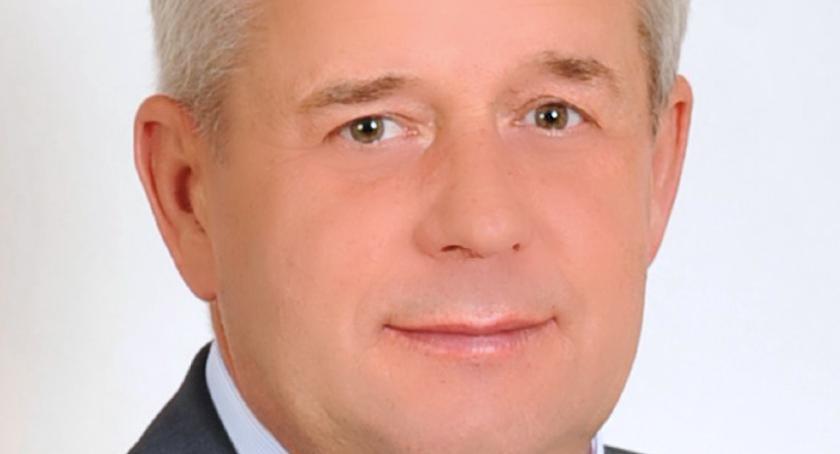 Wywiad , Materiał telewizji nieobiektywny nieprawdziwy mówi Kumięga burmistrz Skaryszewa - zdjęcie, fotografia