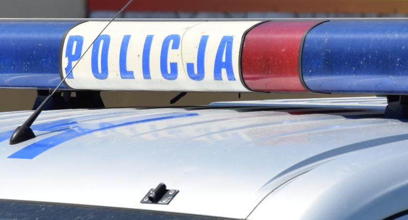 Wypadki, Policja poszukuje świadków wypadku - zdjęcie, fotografia