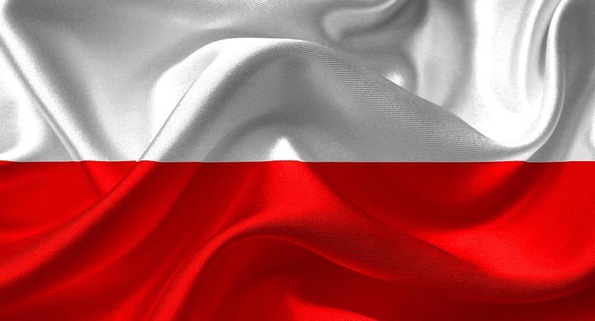 Aktualności, Gmina Skaryszew biało czerwonych barwach - zdjęcie, fotografia