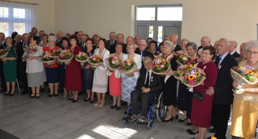 Aktualności, Złote jubileusze małżeństw gminy Skaryszew - zdjęcie, fotografia