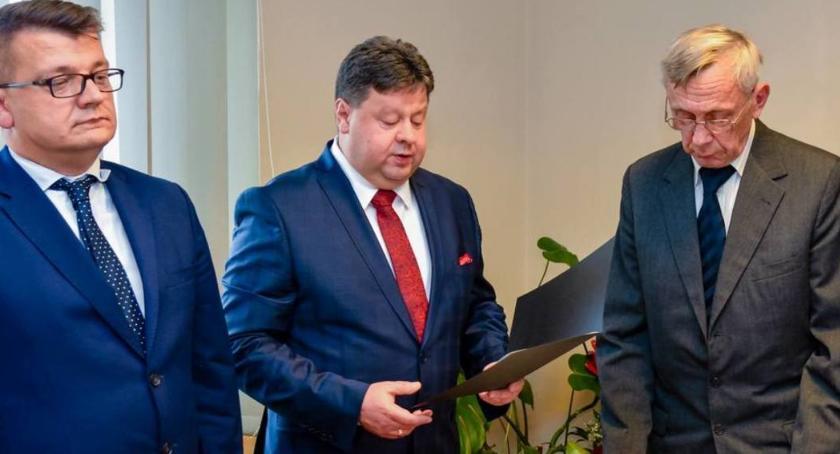 Aktualności, Zaprzysiężenie nowego burmistrza ślubowanie radnych - zdjęcie, fotografia