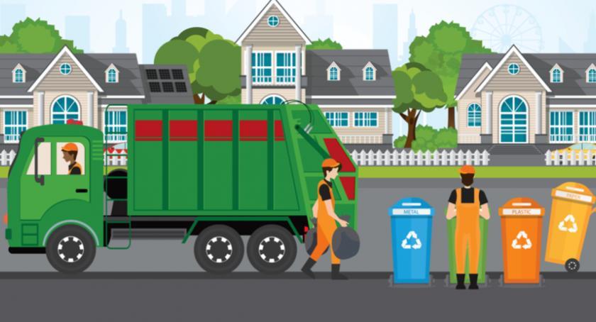 Aktualności, Harmonogram wywozu odpadów komunalnych stycznia [FOTO] - zdjęcie, fotografia