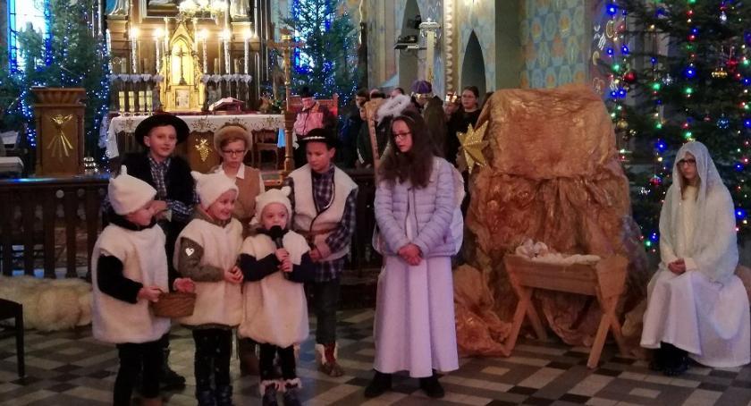 Aktualności, Jasełka kościele Odechowie [FOTO] - zdjęcie, fotografia
