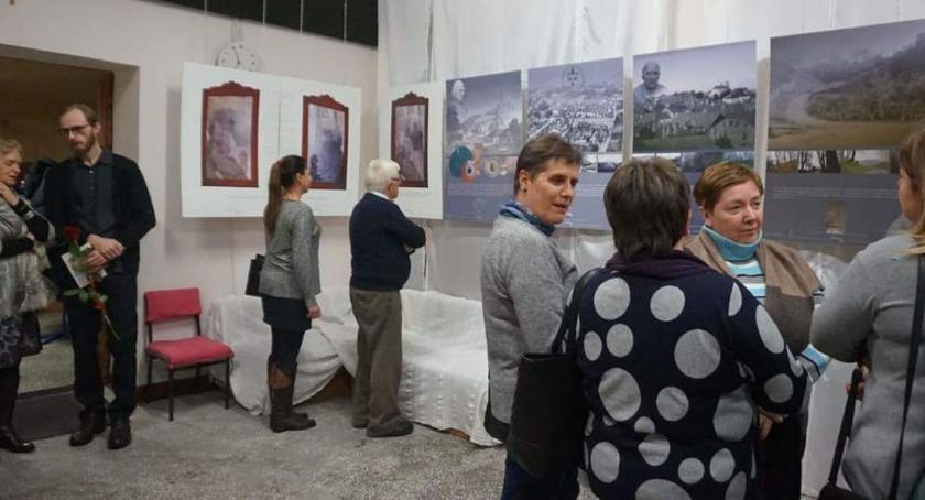 Aktualności, Otwarcie wystawy WSPOMINANIE - zdjęcie, fotografia