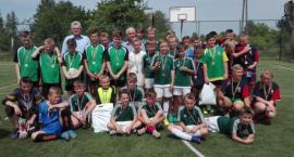 Sukces piłkarskiej drużyny chłopców z PSP Skaryszew