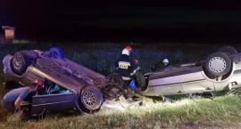 Zderzenie samochodów na ul. Konopnickiej