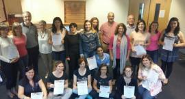 Nauczyciele PSP im. Orląt Lwowskich w Skaryszewie na szkoleniu w Wielkiej Brytanii
