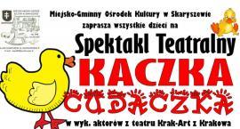 Spektakl teatralny dla dzieci z gminy Skaryszew