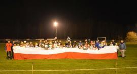 Nocne Niepodległościowe Bieganie w Skaryszewie [FOTO]
