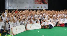 Uczniowie PSP Skaryszew na Największej Lekcji WF-u w Polsce