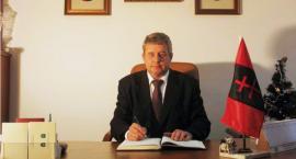 Ireneusz Kumięga, burmistrz Skaryszewa zaprasza na Bożonarodzeniowy Kiermasz Charytatywny