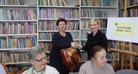 Wybrano Czytelnika Roku 2017 MGBP w Skaryszewie