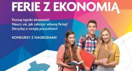Ferie z ekonomią w szkole w Makowcu