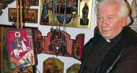 Wystawa ikon ks. Stanisława Drąga