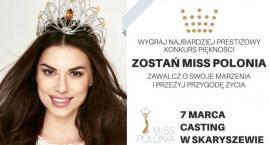 Casting do Miss Polonia w Skaryszewie
